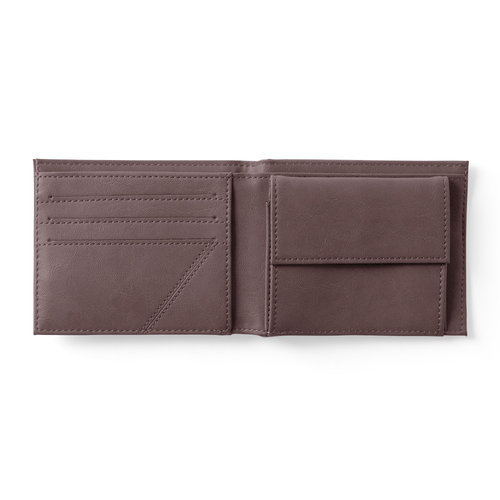 Dark Leather Wallet