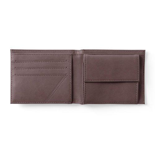 Dark Leather Wallet